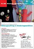 Podiumsdiskussion Bildungsauftrag in Kindertagesstätten - Seite 2