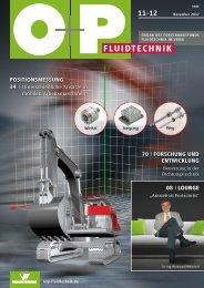 O+P Fluidtechnik 11-12/2017