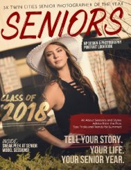 NPDP SENIOR Magazine Class of 2018