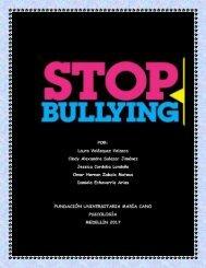 trabajo sobre bullying