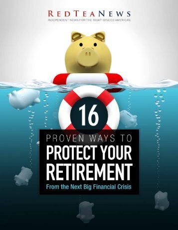 Proven Ways To Protect Your Retirement
