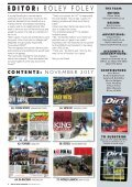 Dirt and Trail Magazine November issue - Page 6