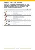 Igepa Adoc AG - Broschüre Werkzeuge und Zubehör  - Page 7