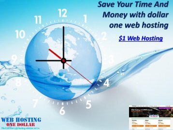 $1 web hosting- a month web hosting documentry