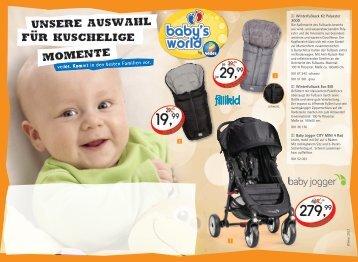 VEDES Baby-Hartwarenflyer | BH37