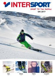 Catálogo INTERSPORT SKI 2017