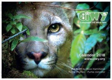 CIWY Wall Calendar 2018