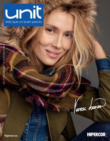Moda Mujer en HIPERCOR hasta el 9 de Noviembre 2017