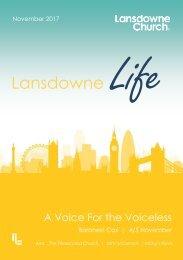 Lansdowne Life 9 November 2017
