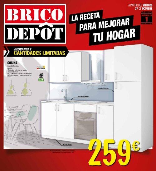 Folleto BricoDepot NOVIEMBRE a partir del 27 de Octubre 2017