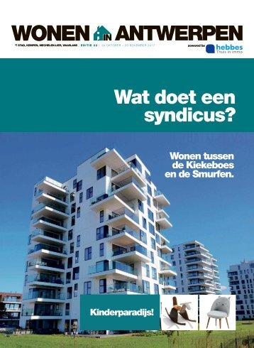 Wonen in Antwerpen 22