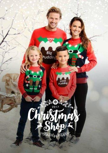 Christmas Shop - Weihnachts-Katalog