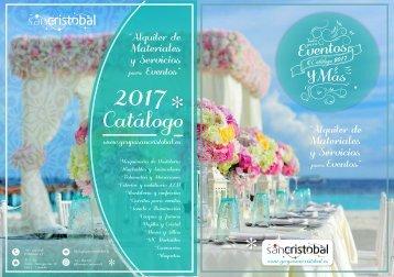catalogo 2017 Gruposancristóbal