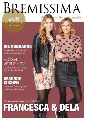 BREMISSIMA Magazin | November-Dezember 2017