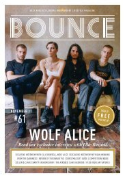 Bounce Magazine November 2017