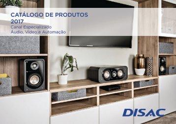 Catálogo de produtos Disac 2017