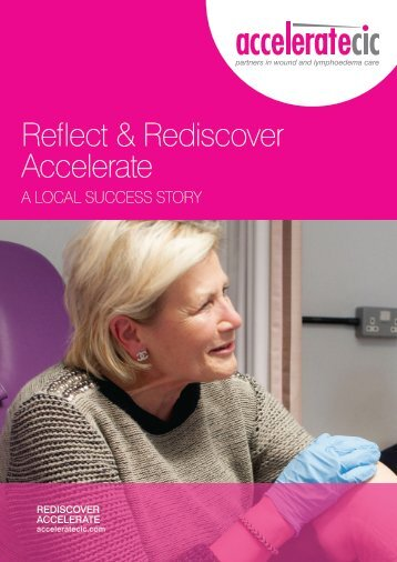 ACCELERATE - REFLECT & REDISCOVER