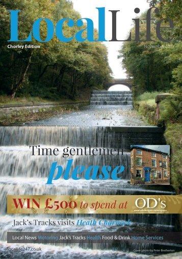 Local Life - Chorley - November 2017