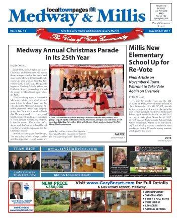 Meway & Millis November 2017