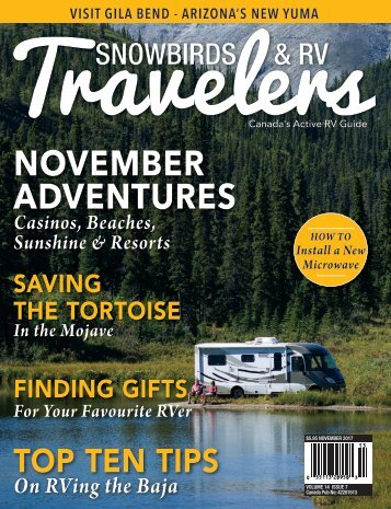 2017 147 Snowbirds & RV Travelers