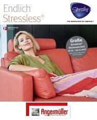 Einrichtungshaus Angermüller - Stressless Angebote