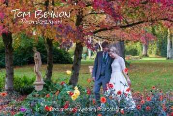 Tom Beynon Photography Brochure