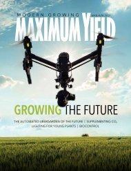Maximum Yield Modern Growing | AUS/NZ Edition | March/April 2017