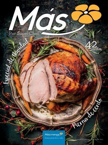 REVISTA MÁS especial navidad 1era edición