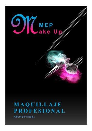 revista MEP Makeup