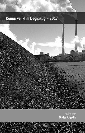 Kömür ve İklim Değişikliği 2017 3Agustos