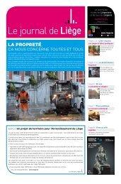 Votre Journal de Liège de novembre 2017