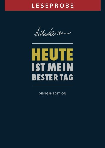 Buch design magazine for Buch design