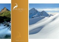 ArlbergLife – Apartments in Tirol