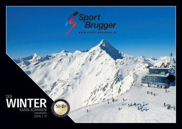 Sport Brugger Magazin