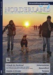 Norderland -November bis Januar