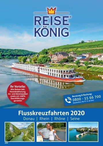 Reise König Flusskreuzfahrten