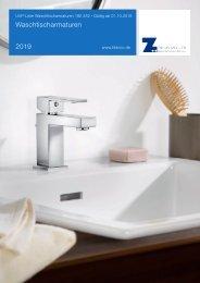 Blanco Waschtischarmaturen 2019