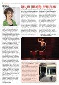 CAROLINE. Das Theatermagazin November/Dezember 2017 - Page 2