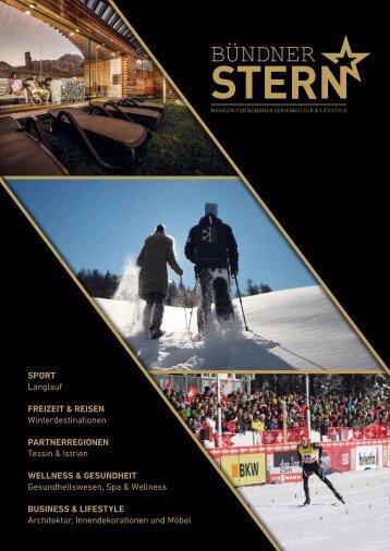 Buendner Stern Ausgabe 5 online · Hochglanzmagazin