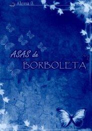 EBOOK ASAS DE BORBOLETA 2011 - ALESSA B -Trovart Publications