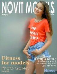 Magazine NOVIT MODELS™  №4/2017