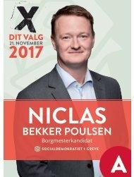 Socialdemokratiet i Greve - Valgavis 2017