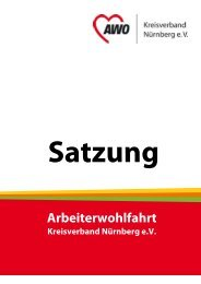 4 Mitgliedschaft - AWO Kreisverband Nürnberg e. V.