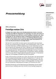 Freiwillige ersetzen Zivis - AWO Bezirksverband Niederrhein eV
