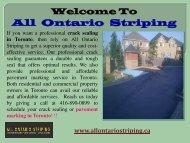 Ontario Striping Company