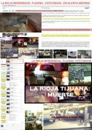 Venta De Casas En Tijuana - La Rioja Residencia Precios De Locos y de NARCO TERROR