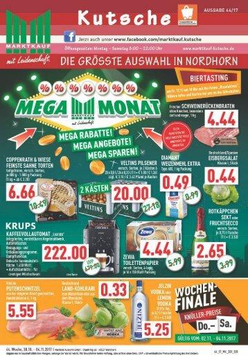 Marktkauf Kutsche KW44
