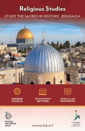 Religious Studies_Small Four-Panel Booklet 171024d-web