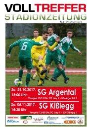 6. Ausgabe Stadionzeitung 2017/18