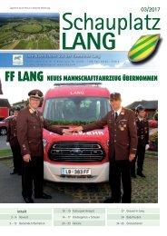 Schauplatz Lang 2017/3